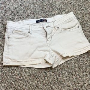 Levi's Jeans WHITE shorts